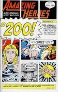 Amazing Heroes (1981) 200