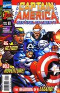 Captain America Sentinel of Liberty (1998) 1