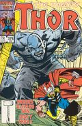 Thor (1962-1996 1st Series Journey Into Mystery) 376