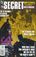 Batman No Man's Land Secret Files (1999) 1