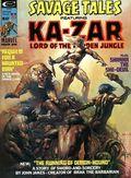 Savage Tales (1971 Magazine) 10