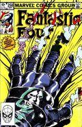 Fantastic Four (1961 1st Series) 258