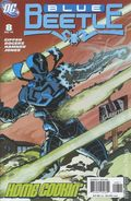 Blue Beetle (2006 DC 2nd Series) 8