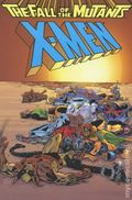 X-Men The Fall of the Mutants TPB (2002 Marvel) 1st Edition 1-1ST