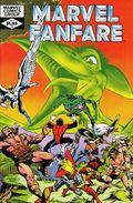 Marvel Fanfare (1982 1st Series) 3