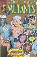 New Mutants (1983 1st Series) 87GOLD