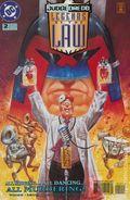 Judge Dredd Legends of the Law (1994) 2