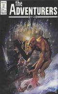 Adventurers (1986 Aircel/Adventure) 2