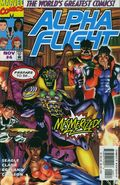 Alpha Flight (1997 2nd Series) 4