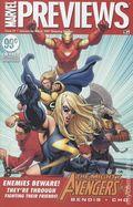 Marvel Previews (2003) 41