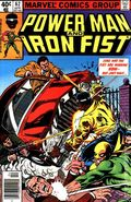 Power Man and Iron Fist (1972 Hero for Hire) 62