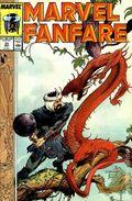 Marvel Fanfare (1982 1st Series) 35
