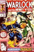 Warlock and the Infinity Watch (1992) 8