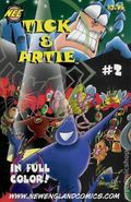 Tick and Artie (2002) 2