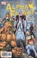 Alpha Flight (2004 3rd Series) 6