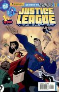 Justice League Unlimited (2004) 1