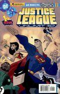 Justice League Unlimited (2004) 1
