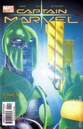 Captain Marvel (2002 5th Series Marvel) 11