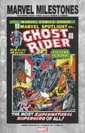 Marvel Milestones Ghost Rider Black Widow and Iceman 0