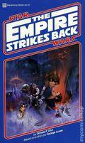 Star Wars Empire Strikes Back PB (1980 Del Rey Novel) 1-1ST