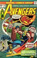 Avengers (1963 1st Series) 132