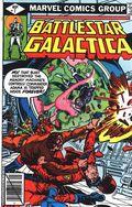 Battlestar Galactica (1979 Marvel) 7