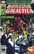 Battlestar Galactica (1979 Marvel) 8
