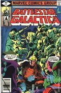 Battlestar Galactica (1979 Marvel) 11