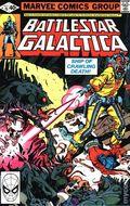 Battlestar Galactica (1979 Marvel) 15