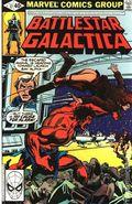 Battlestar Galactica (1979 Marvel) 17