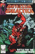 Battlestar Galactica (1979 Marvel) 18