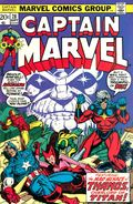 Captain Marvel (1968 1st Series Marvel) 28