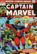 Captain Marvel (1968 1st Series Marvel) 31