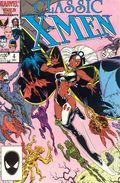 X-Men Classic (1986-1995 Marvel) Classic X-Men 4