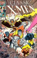 X-Men Classic (1986-1995 Marvel) Classic X-Men 7