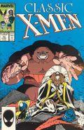 X-Men Classic (1986-1995 Marvel) Classic X-Men 10