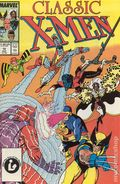 X-Men Classic (1986-1995 Marvel) Classic X-Men 12