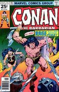 Conan the Barbarian (1970 Marvel) 65
