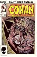 Conan the Barbarian (1970 Marvel) Annual 10