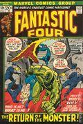 Fantastic Four (1961 1st Series) 124