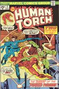 Human Torch (1974 1st Series) 6