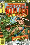 John Carter Warlord of Mars (1977 Marvel) 4