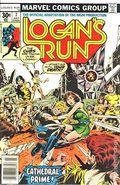 Logan's Run (1977 Marvel) 7