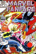 Marvel Fanfare (1982 1st Series) 5