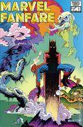 Marvel Fanfare (1982 1st Series) 6