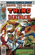 Marvel Two-in-One (1974 1st Series) 27