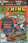 Marvel Two-in-One (1974 1st Series) 81