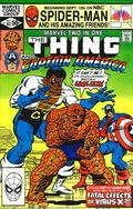 Marvel Two-in-One (1974 1st Series) 82