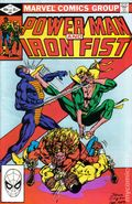 Power Man and Iron Fist (1972 Hero for Hire) 84