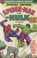 Spider-Man vs. the Hulk Columbus Dispatch Giveaway (1979) 1